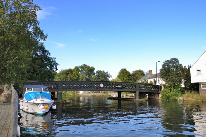 Beccles Old Bridge