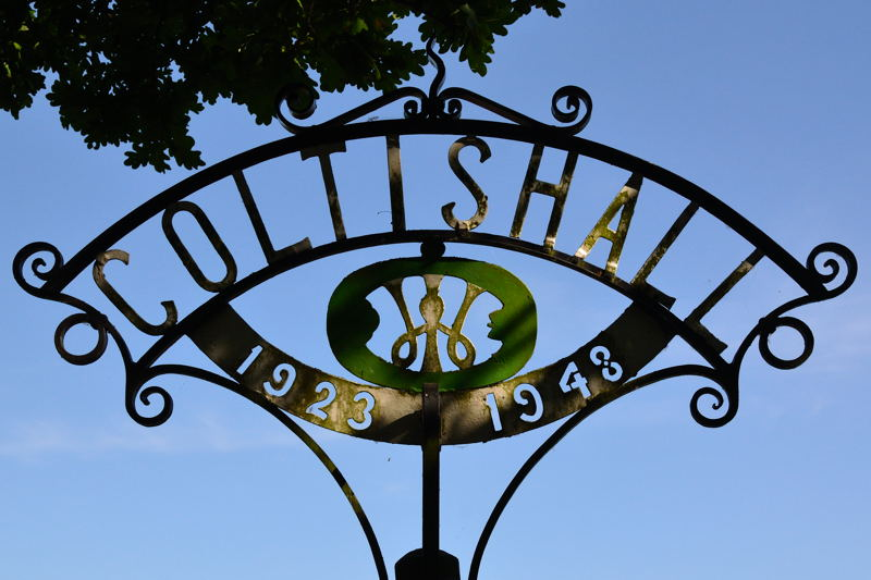 Coltishall Village Sign