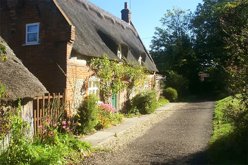 Kingfisher Cottage, South Walsham