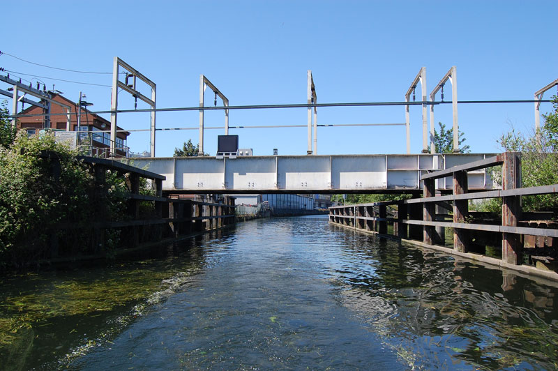 Trowse Swing Bridge
