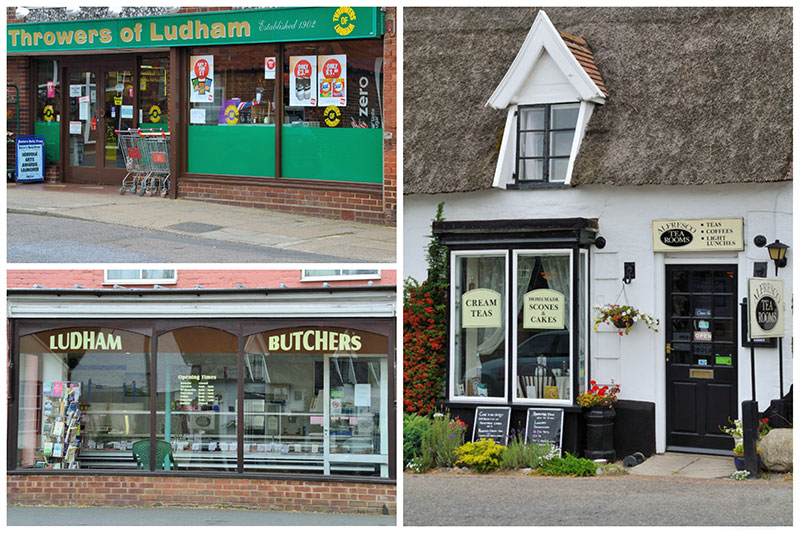 Shops in Ludham