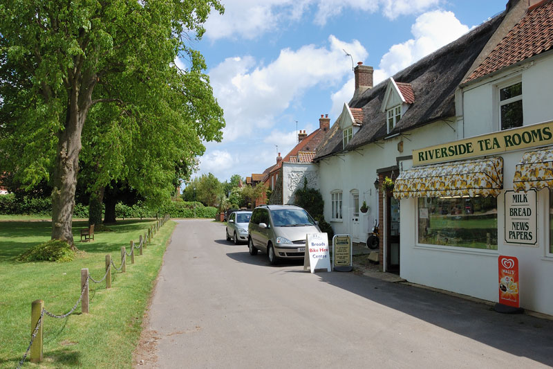 Stokesby Village Green and Riverside Stores