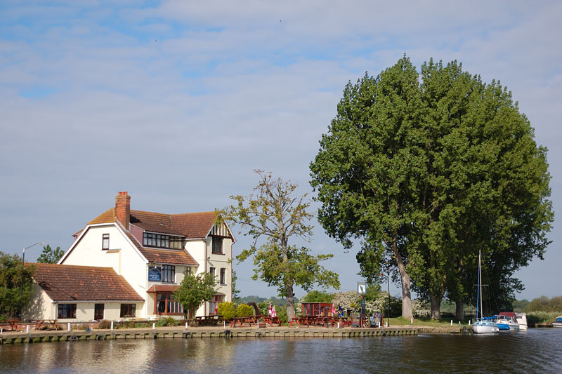 Beauchamp Arms at Buckenham Ferry