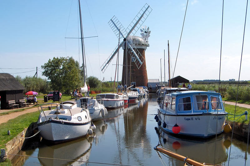 Horsey Windpump - Photo by www.tournorfolk.co.uk