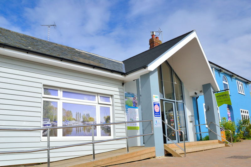 Mariners Stores at the Waveney River Centre