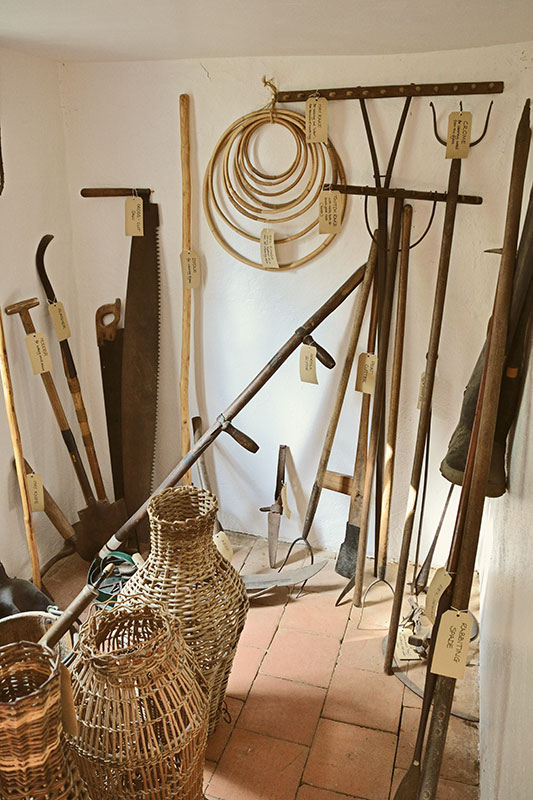 Marshmans Tools at Toad Hole Cottage, How Hill