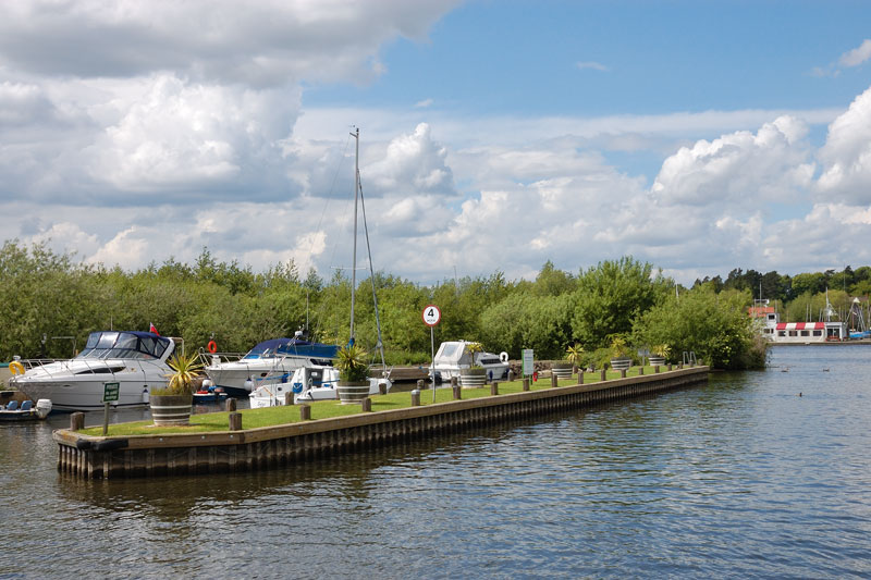 Perci's Island at Horning