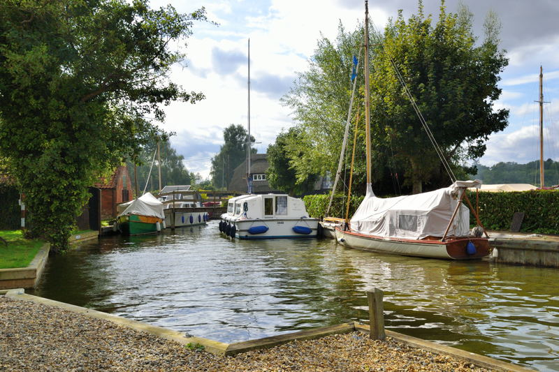 South Walsham Staithe