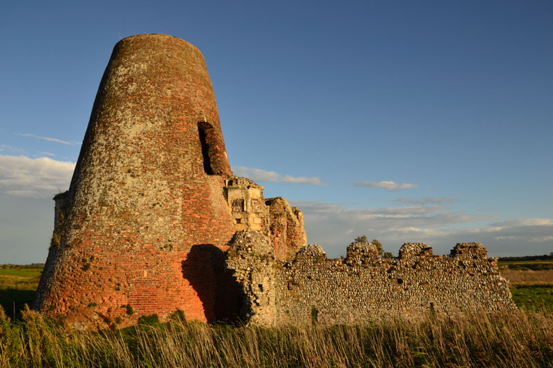 St Benet's Abbey and Mill
