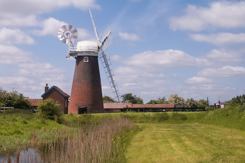 Stracey Arms Mill (2007)
