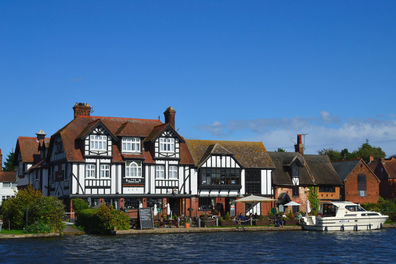The Swan Inn at Horning