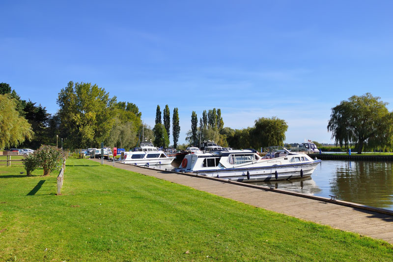 Waveney River Centre Visitor Moorings