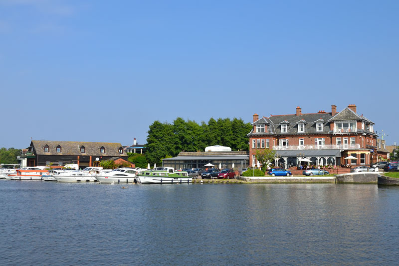 The Wherry Hotel, Oulton Broad