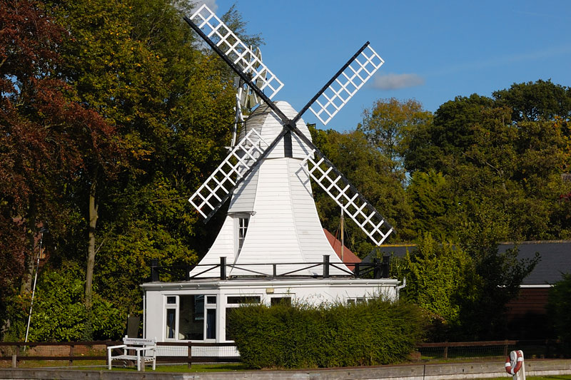 White Mill at Horning