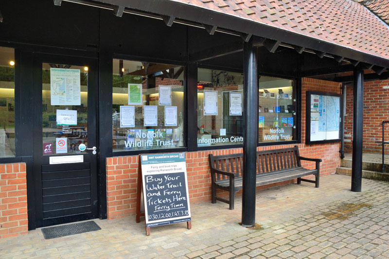 NWT Information Centre Ranworth